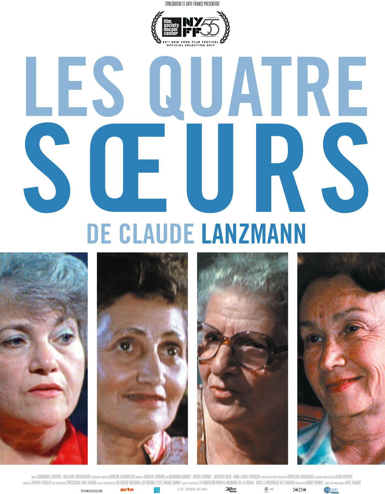 Les Quatre Sœurs - L'Arche de Noé - Documentaire (2018)