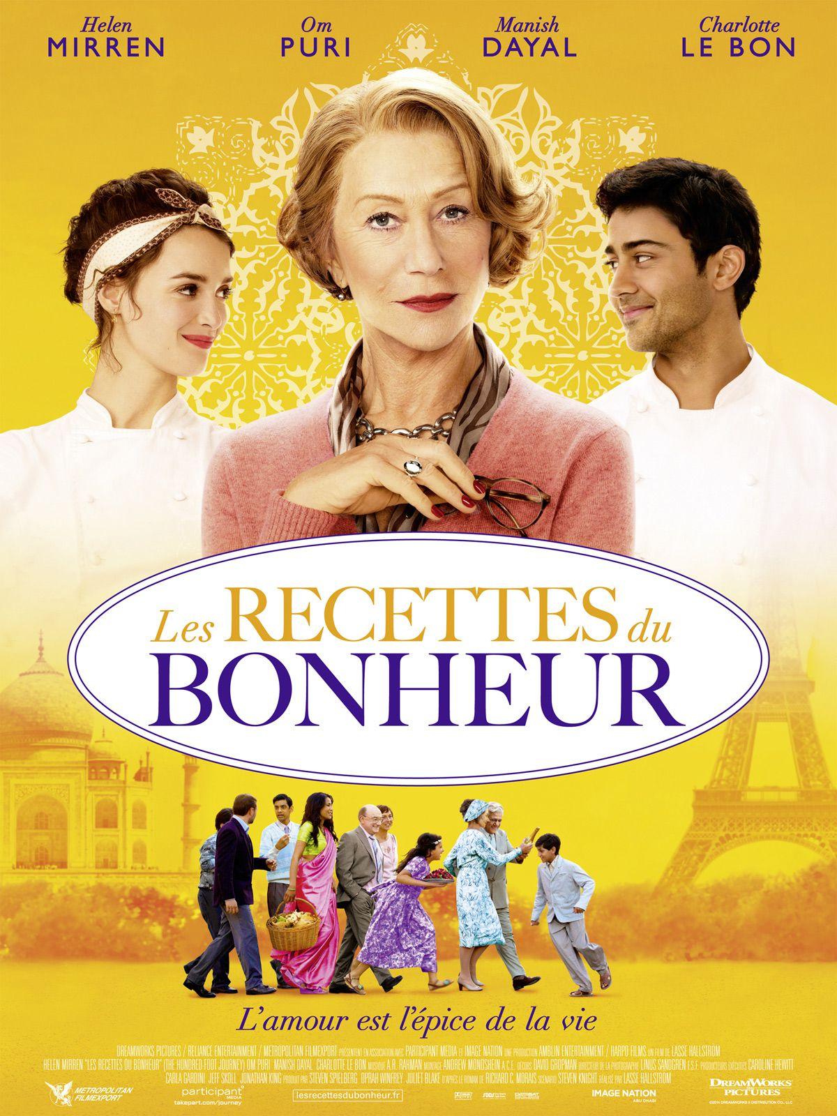 Les Recettes du bonheur - Film (2014)