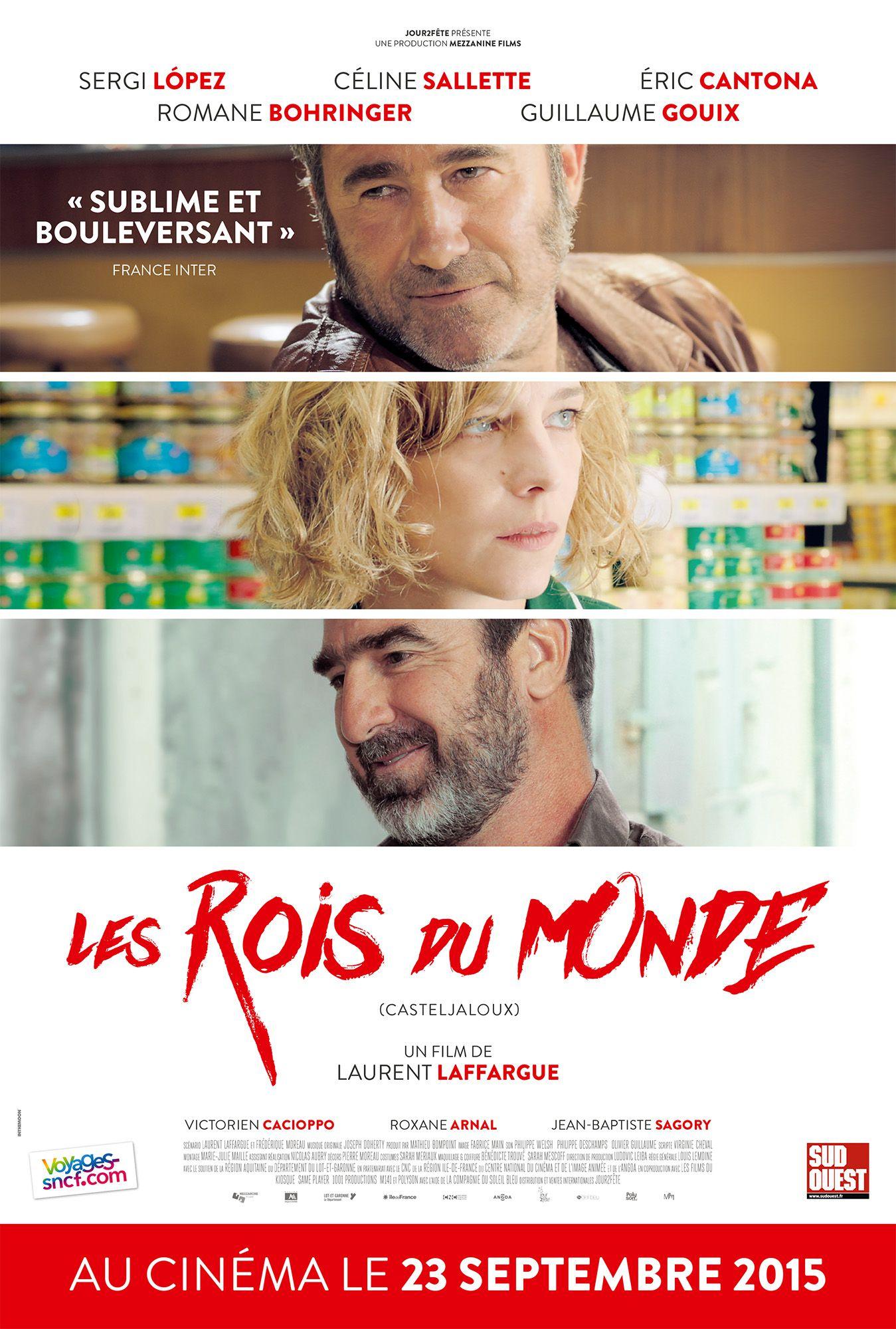 Les Rois du monde - Film (2015)