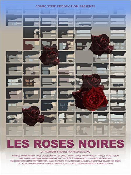 Les Roses noires - Documentaire (2012)