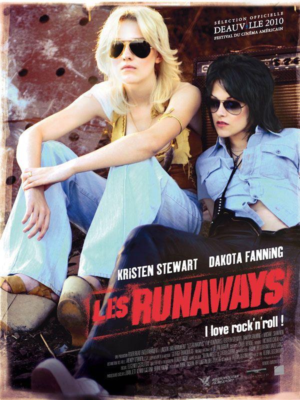 Les Runaways - Film (2010)