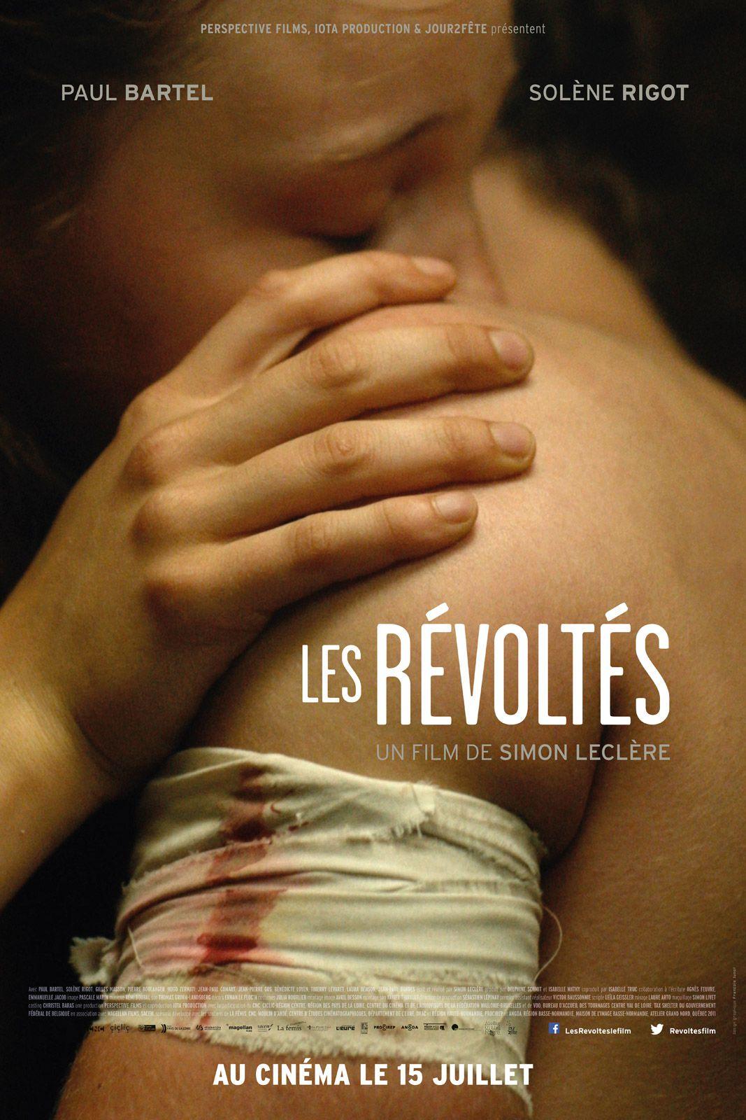 Les Révoltés - Film (2015)