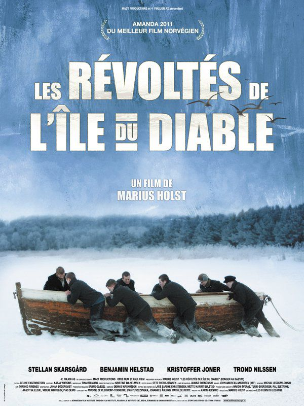 Les Révoltés de l'île du Diable - Film (2010)