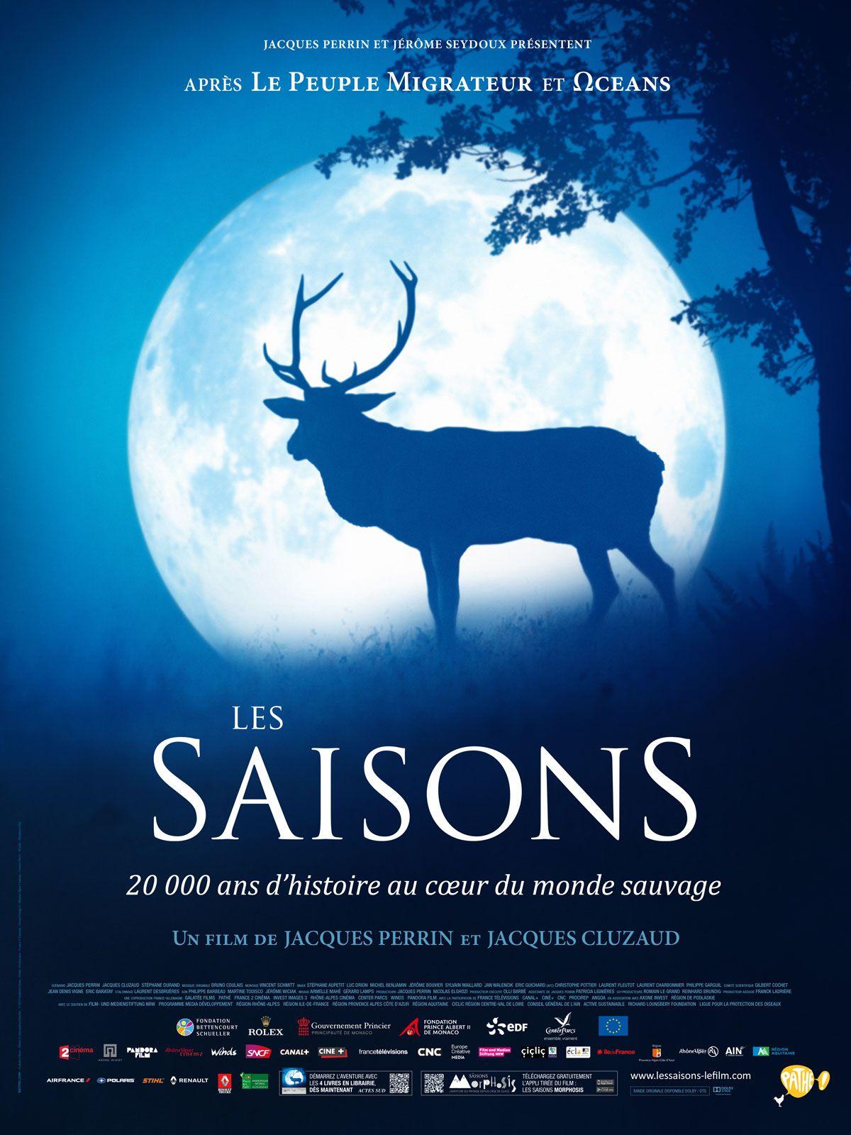 Les Saisons - Documentaire (2016)
