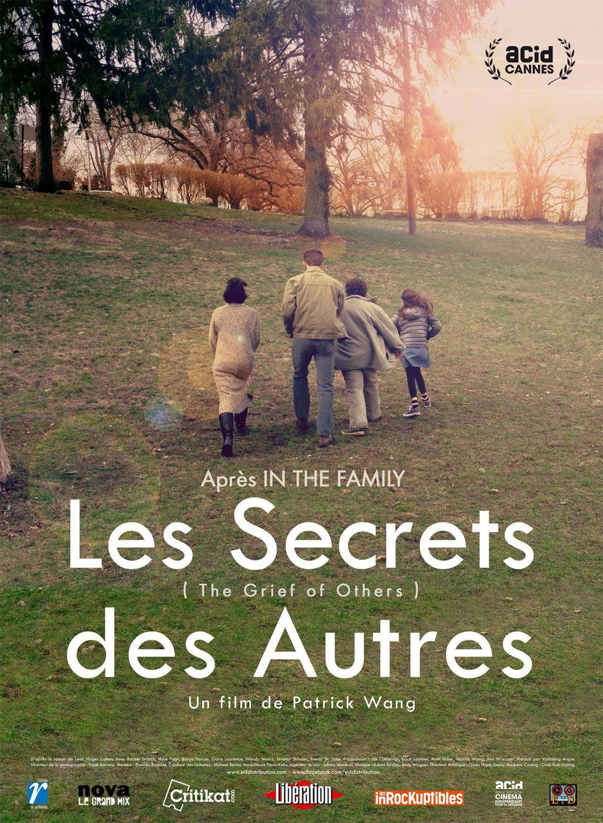 Les Secrets des autres - Film (2015)