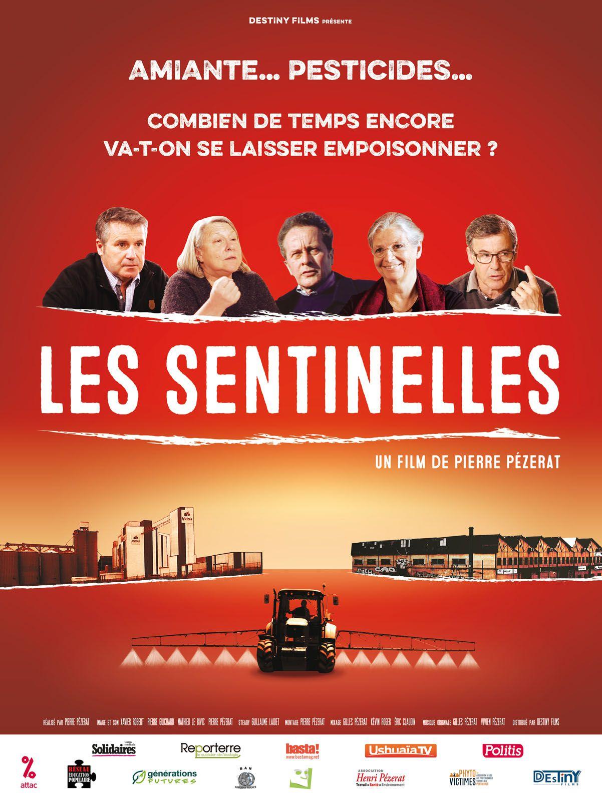 Les Sentinelles - Documentaire (2017)