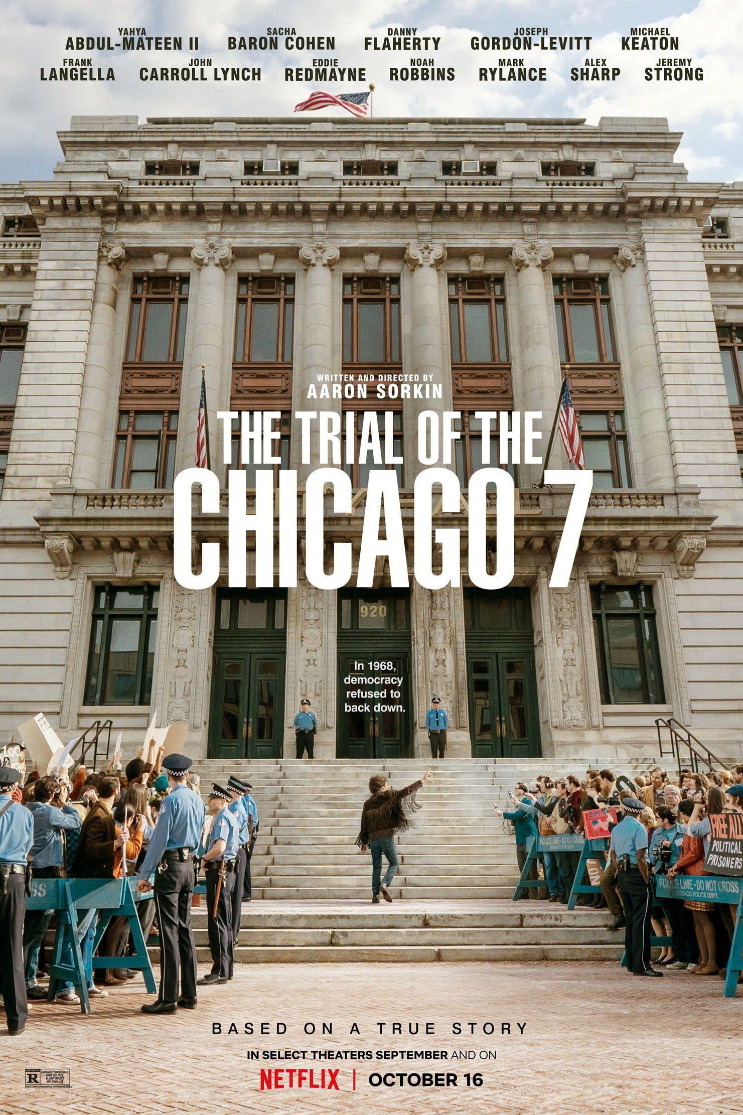 Les Sept de Chicago - Film (2020)