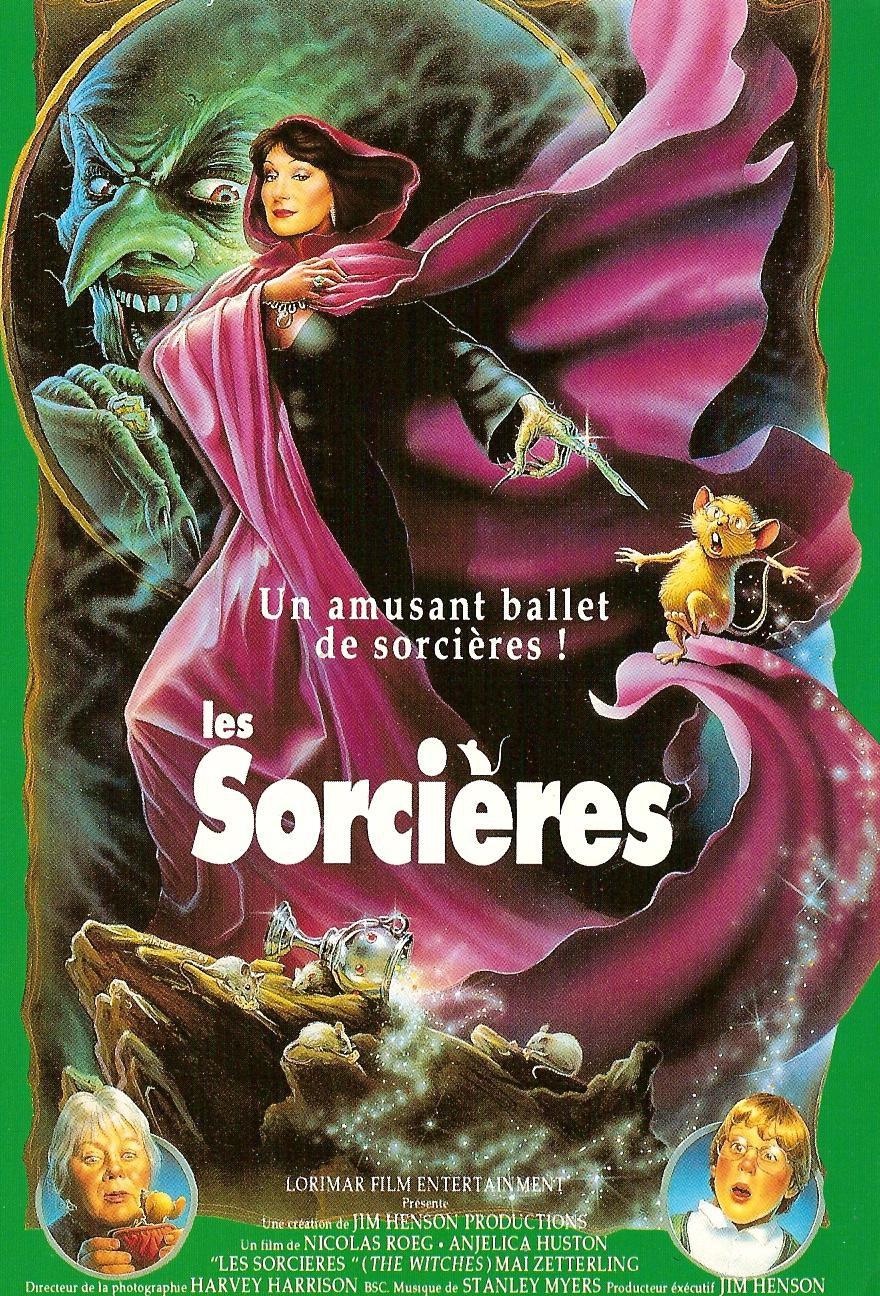 Les Sorcières - Film (1990)