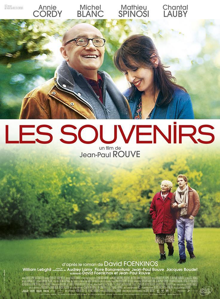 Les Souvenirs - Film (2015)