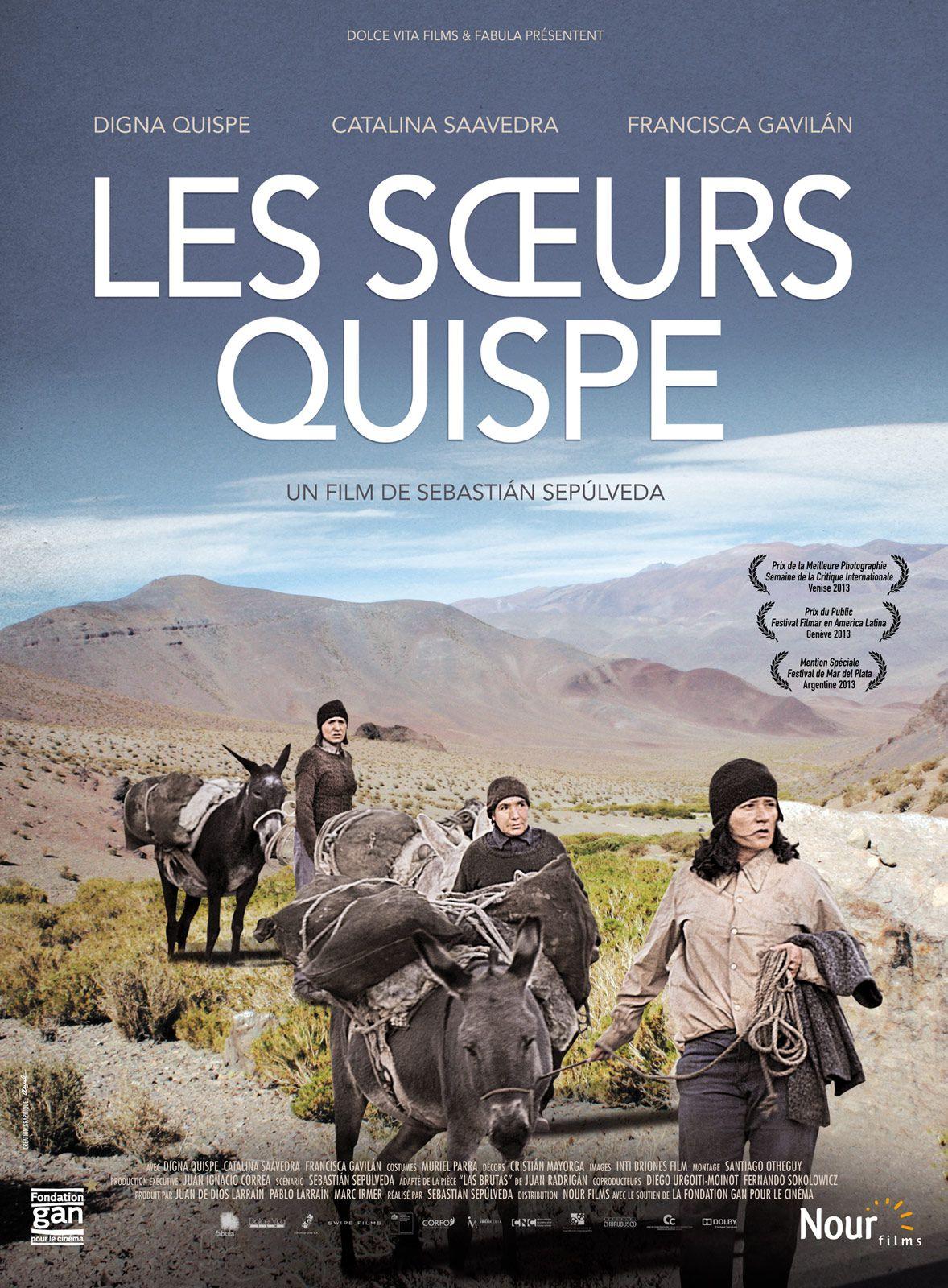 Les Sœurs Quispe - Film (2014)