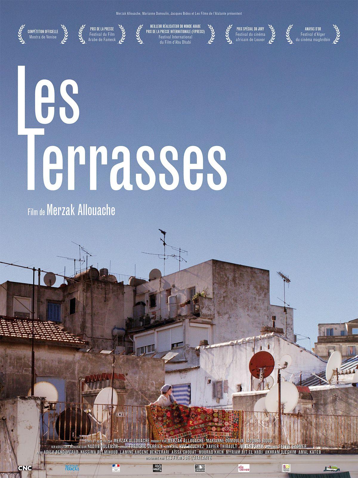 Les Terrasses - Film (2015)