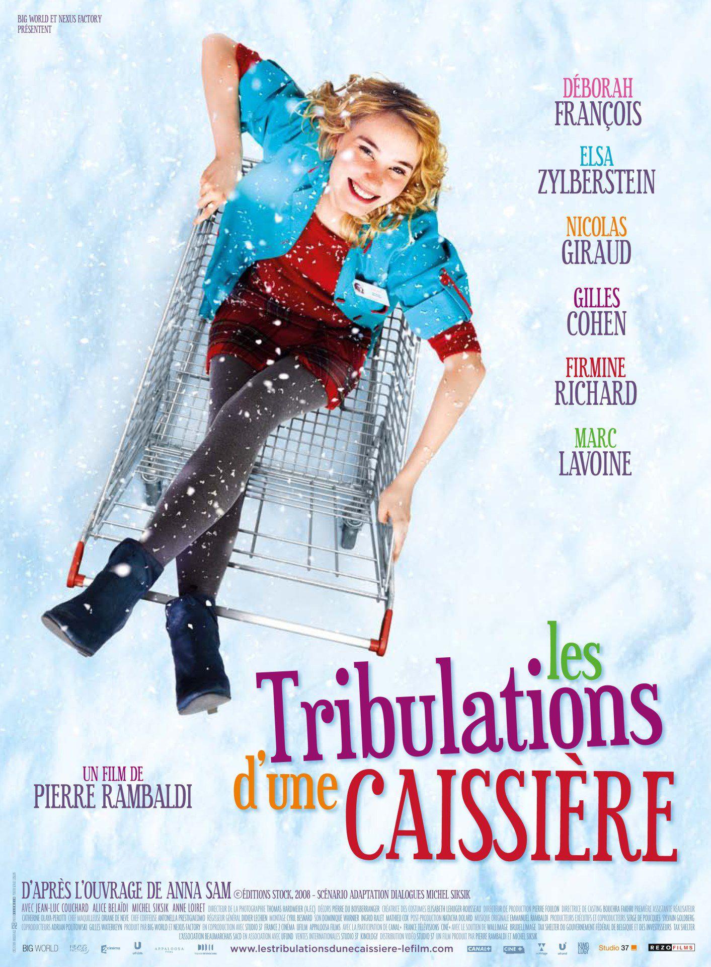 Les Tribulations d'une caissière - Film (2011)