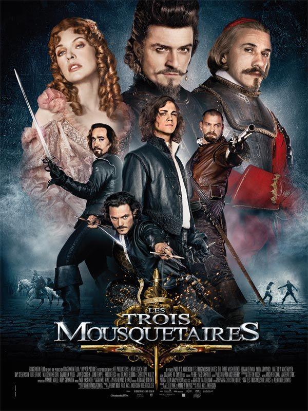 Les Trois Mousquetaires - Film (2011)