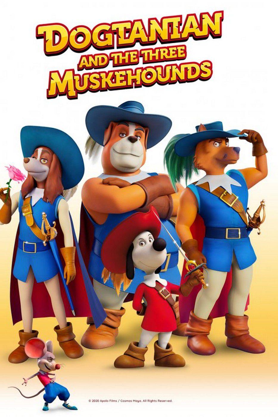 Les Trois Mousquetaires - Long-métrage d'animation (2021)