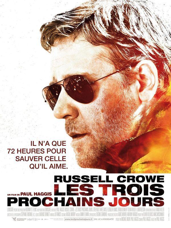 Les Trois Prochains Jours - Film (2010)