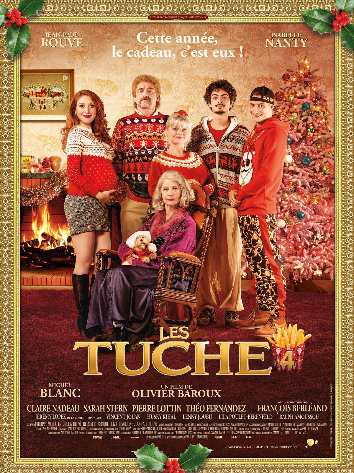 Les Tuche 4 - Film (2020)