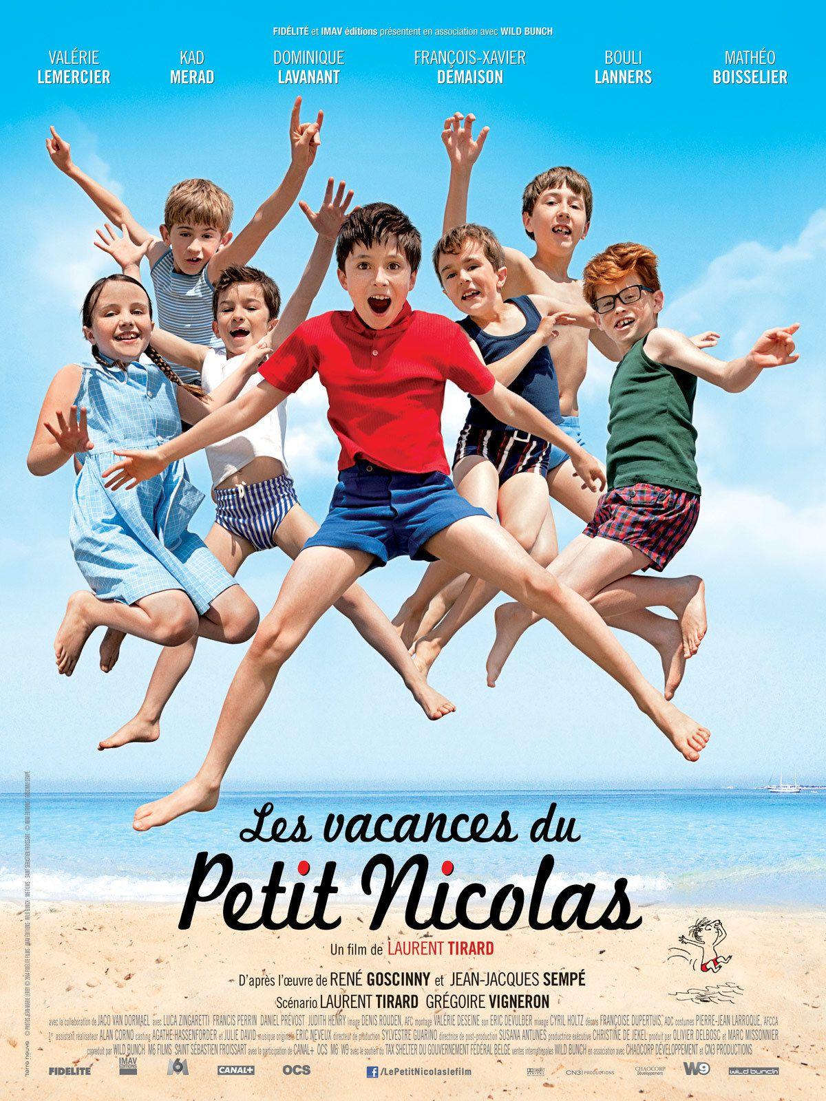 Les Vacances du Petit Nicolas - Film (2014)