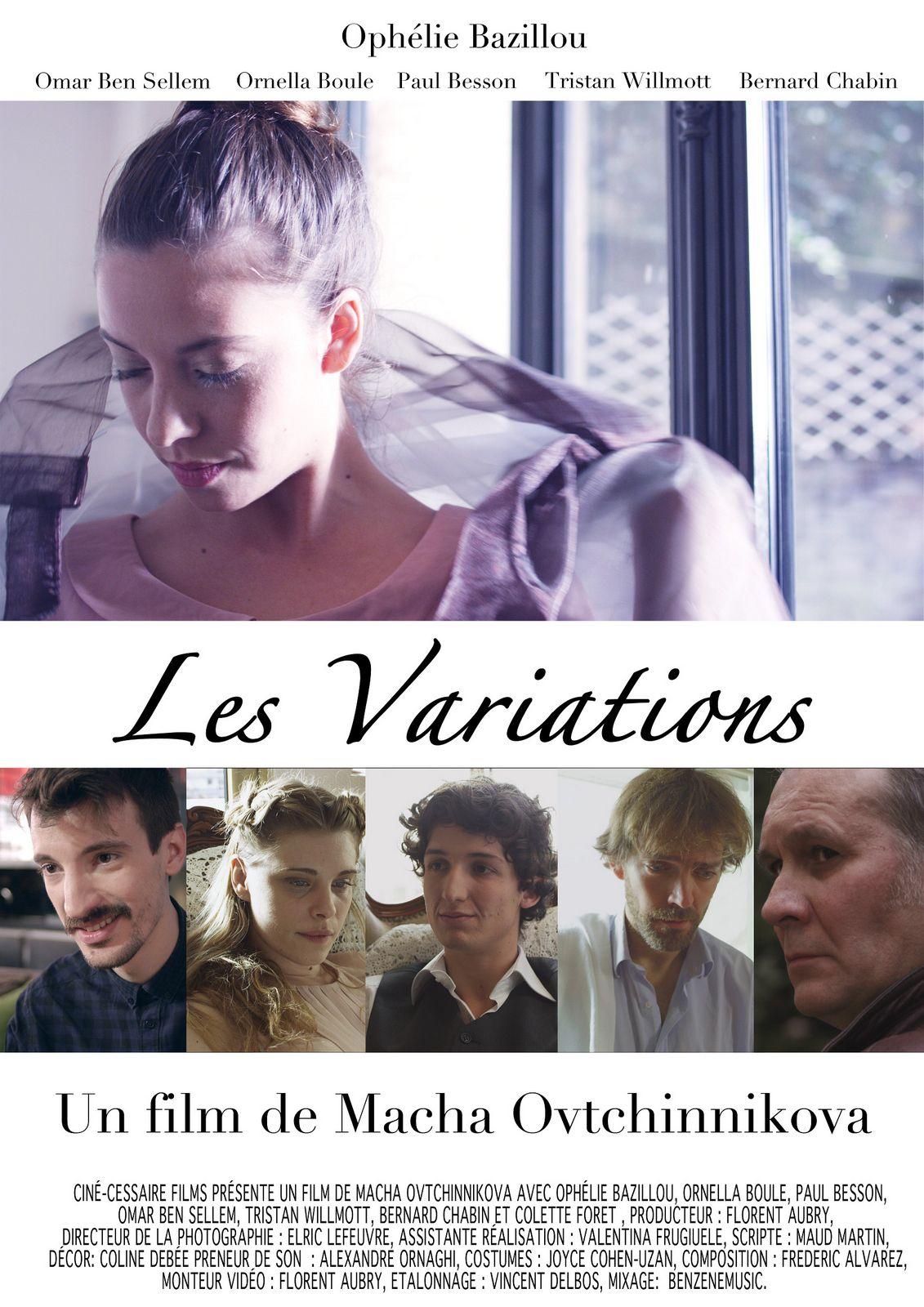 Les Variations - Film (2014)