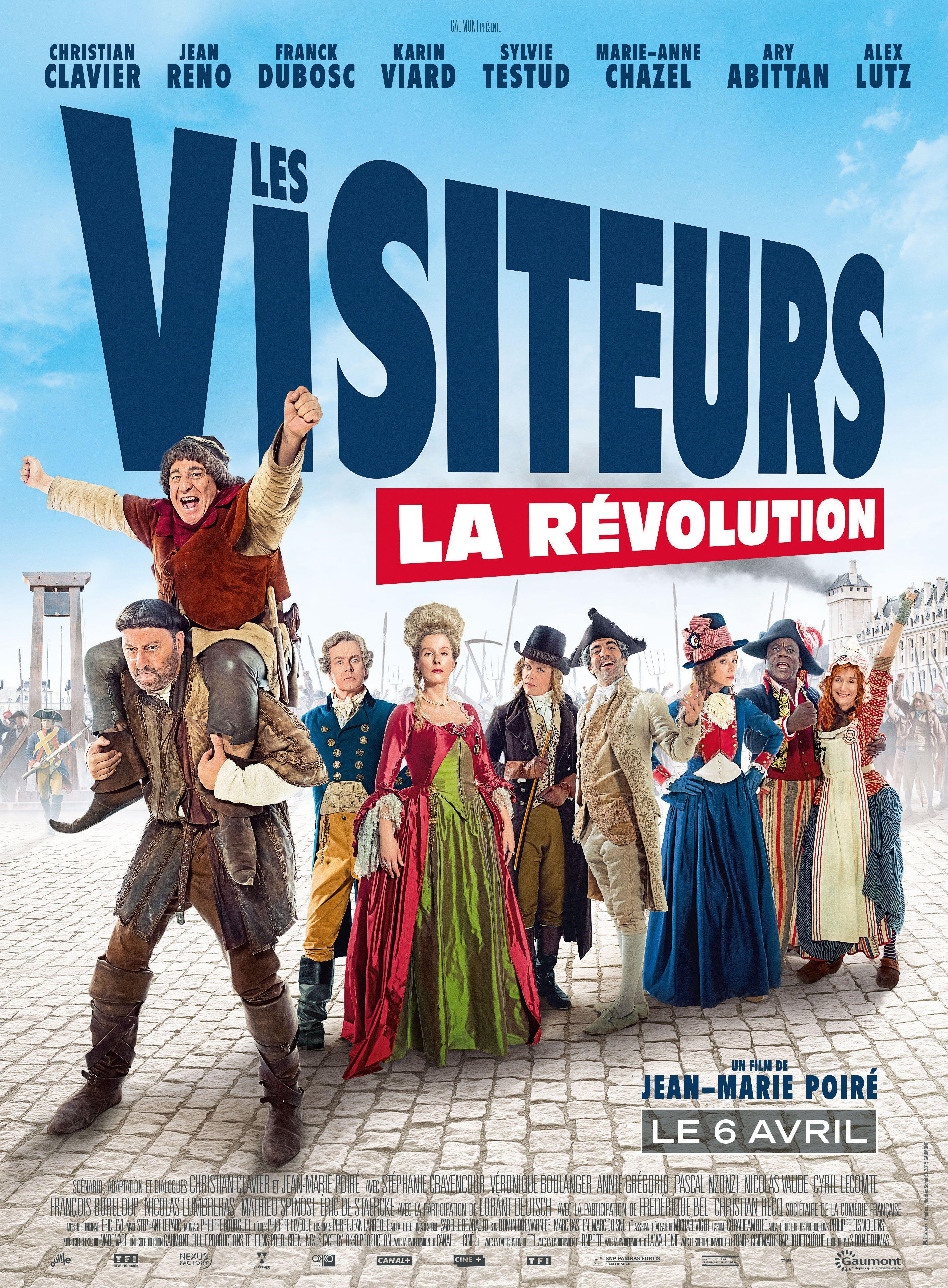 Les Visiteurs : La Révolution - Film (2016)