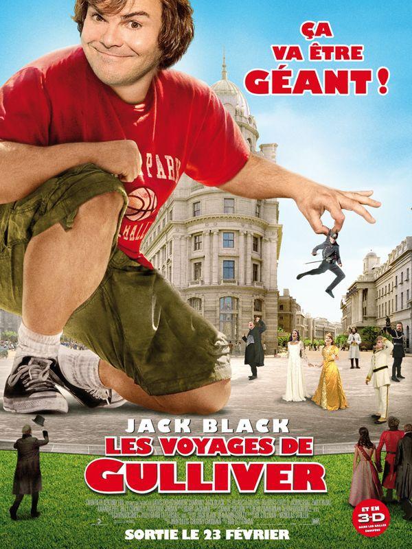 Les Voyages de Gulliver - Film (2010)