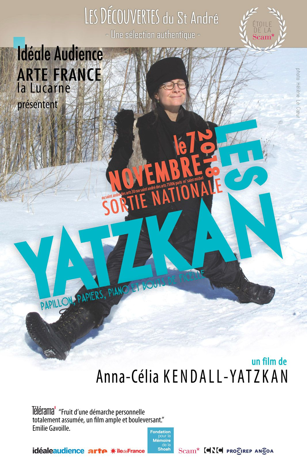 Les Yatzkan - Documentaire (2018)