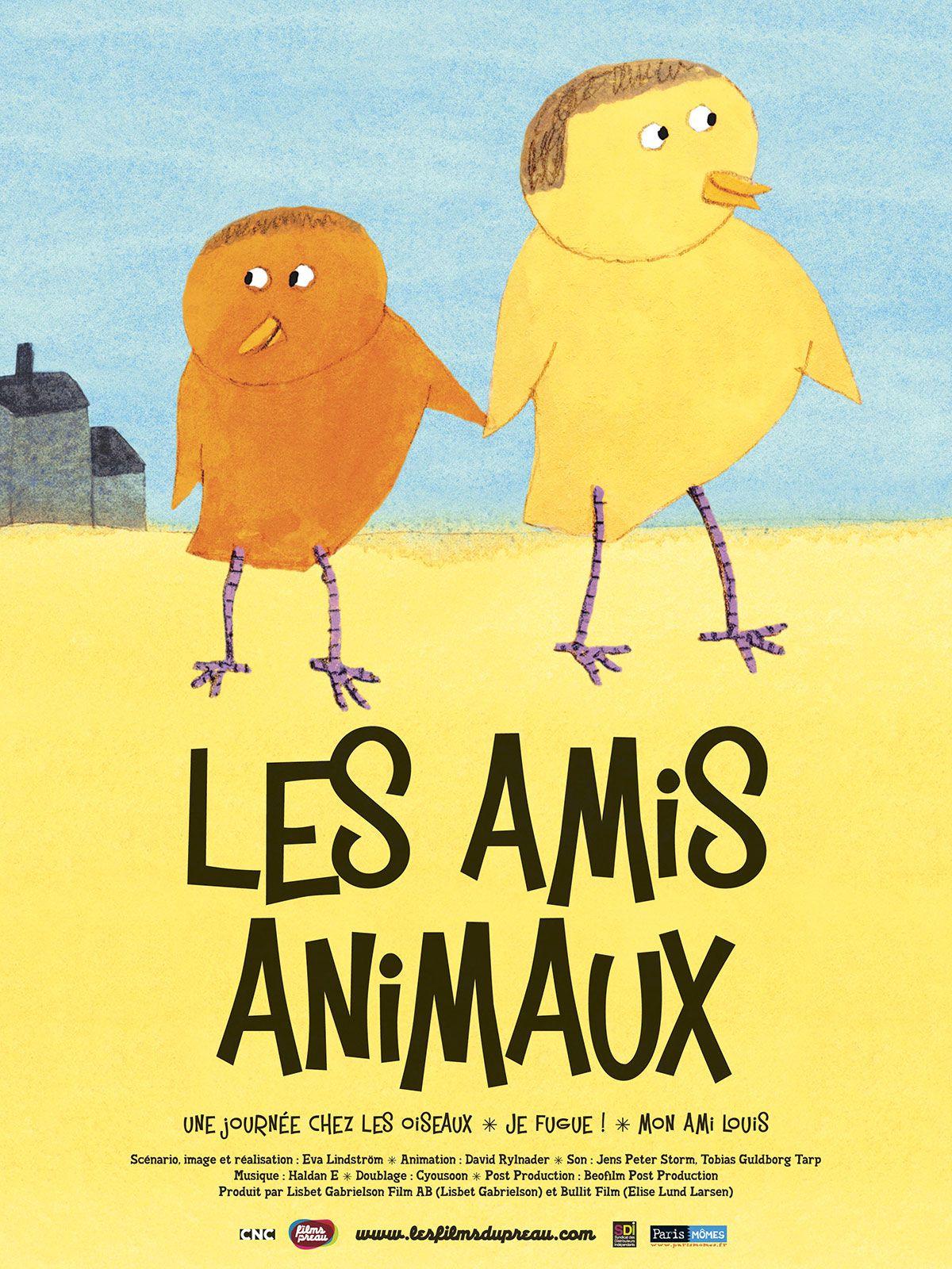 Les amis animaux - Film (2014)