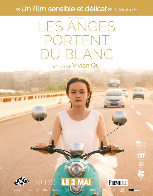 Les anges portent du blanc - Film (2018)