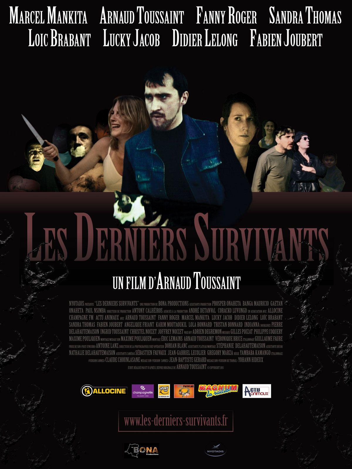 Les derniers survivants - Film (2013)