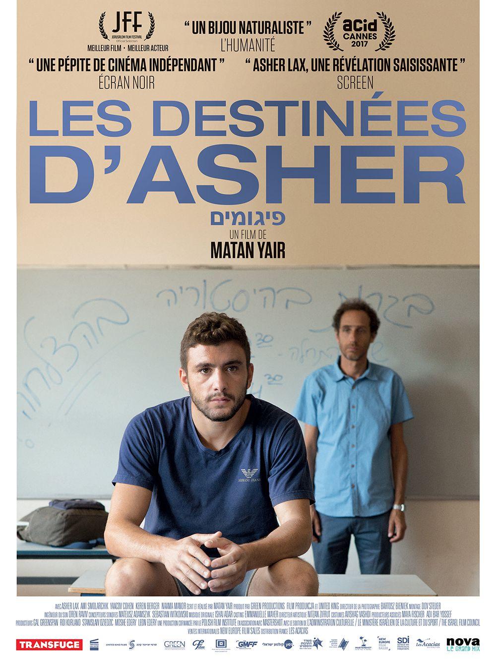 Les destinées d'Asher - Film (2018)