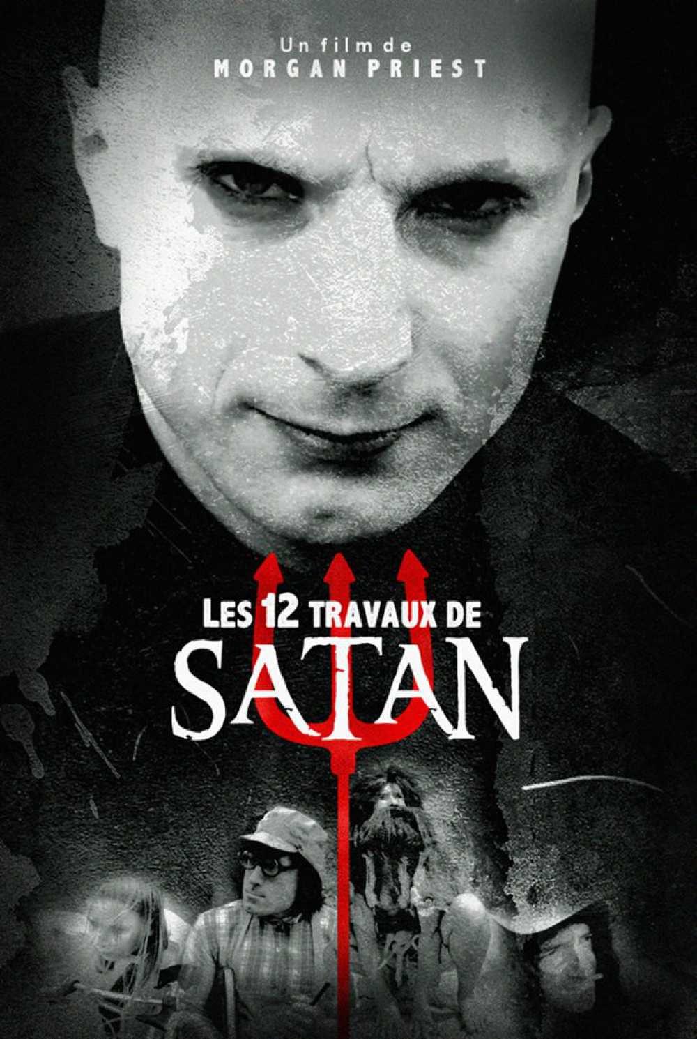 Les douze travaux de Satan - Film (2013)