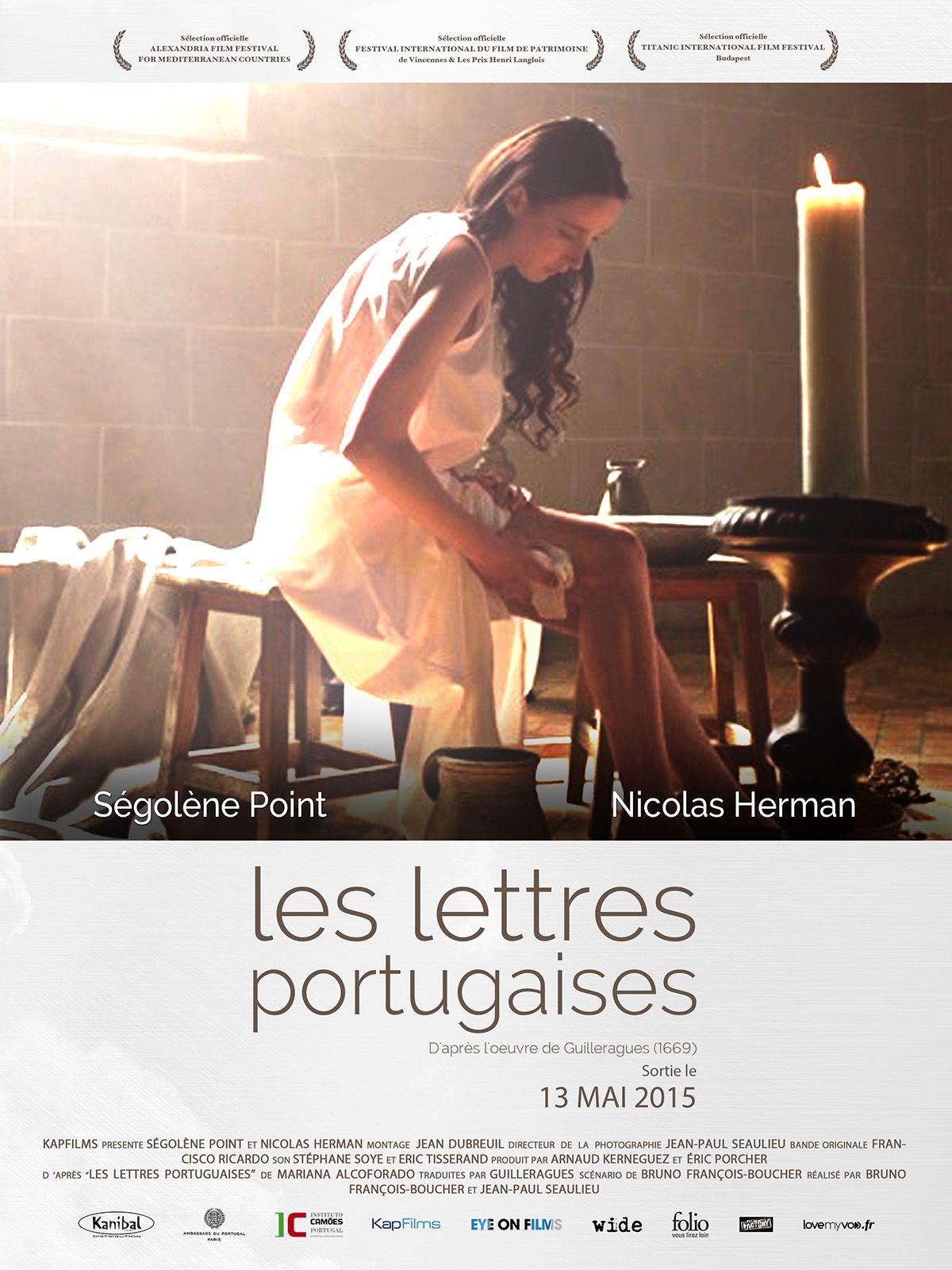 Les lettres portugaises - Film (2015)