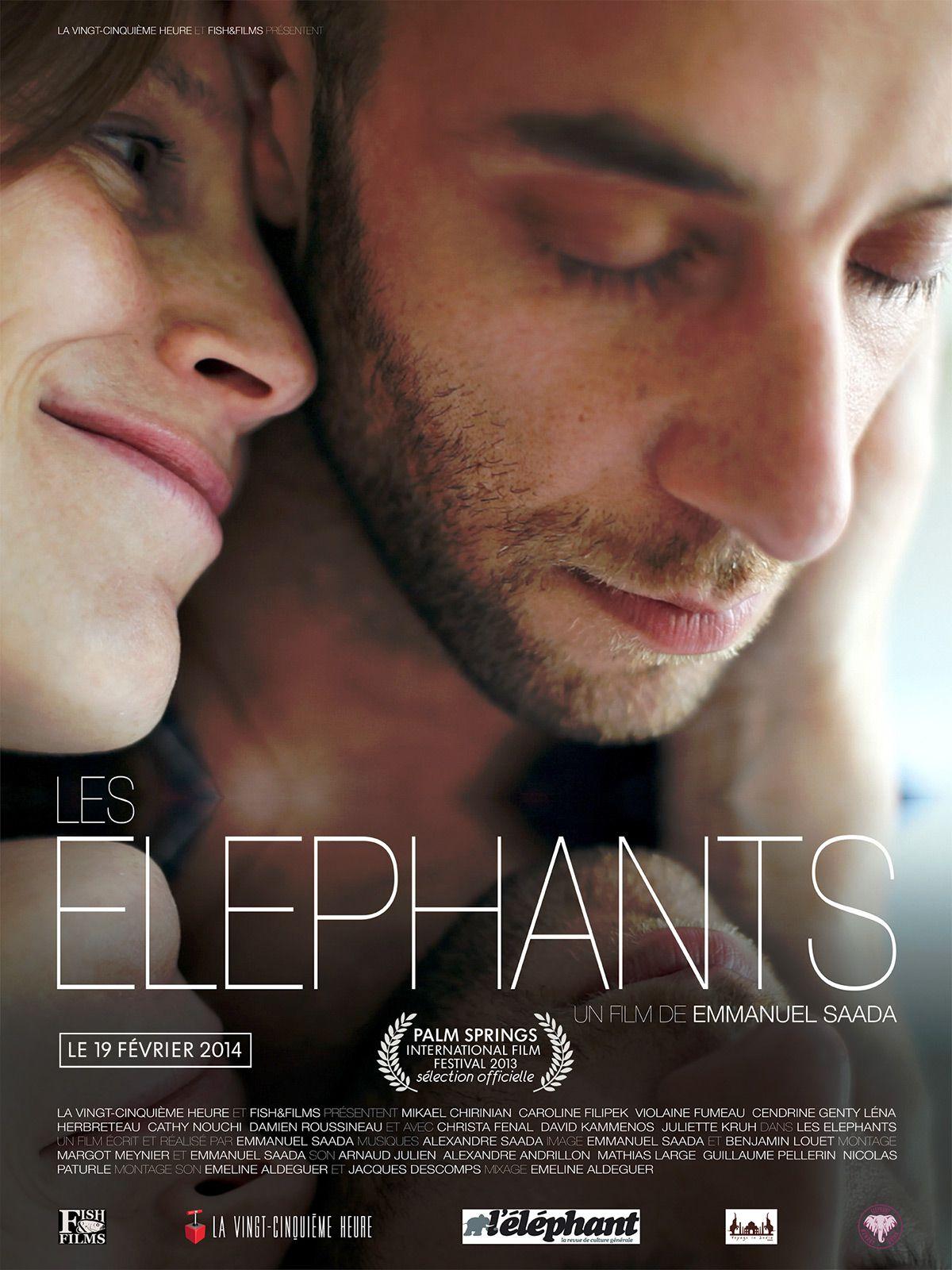 Les éléphants - Film (2014)