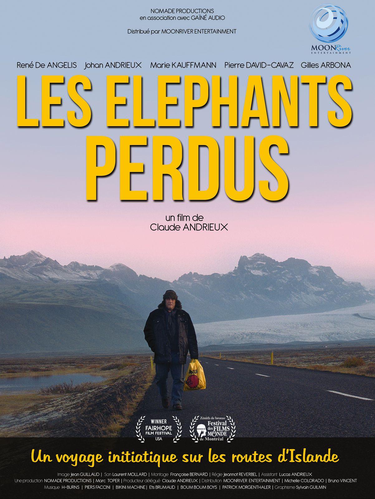 Les Éléphants perdus - Film (2019)