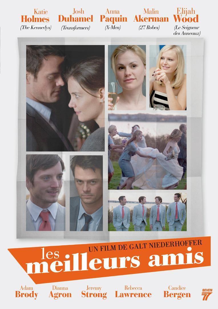 Les meilleurs amis - Film (2010)