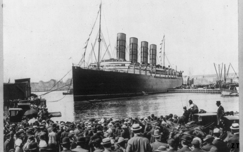 Les mensonges de l'histoire le naufrage du lusitania - Documentaire (2017)