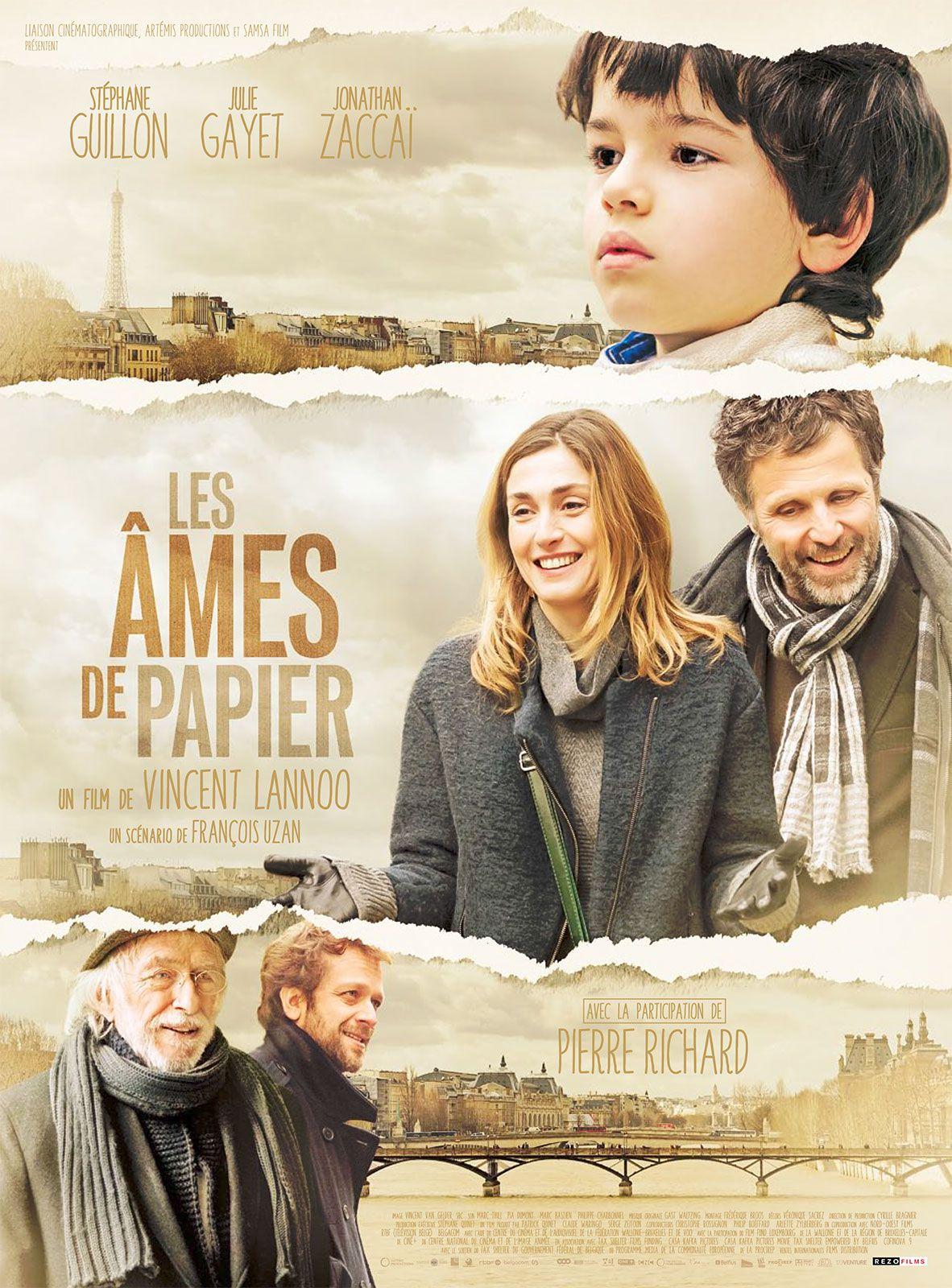 Les Âmes de papier - Film (2013)