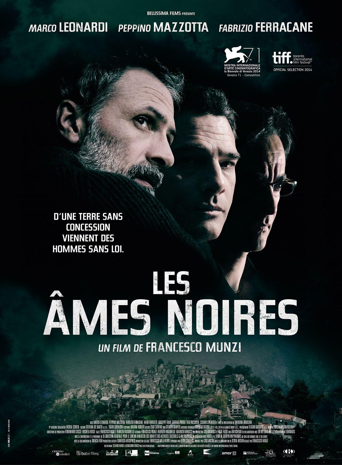 Les Âmes noires - Film (2014)