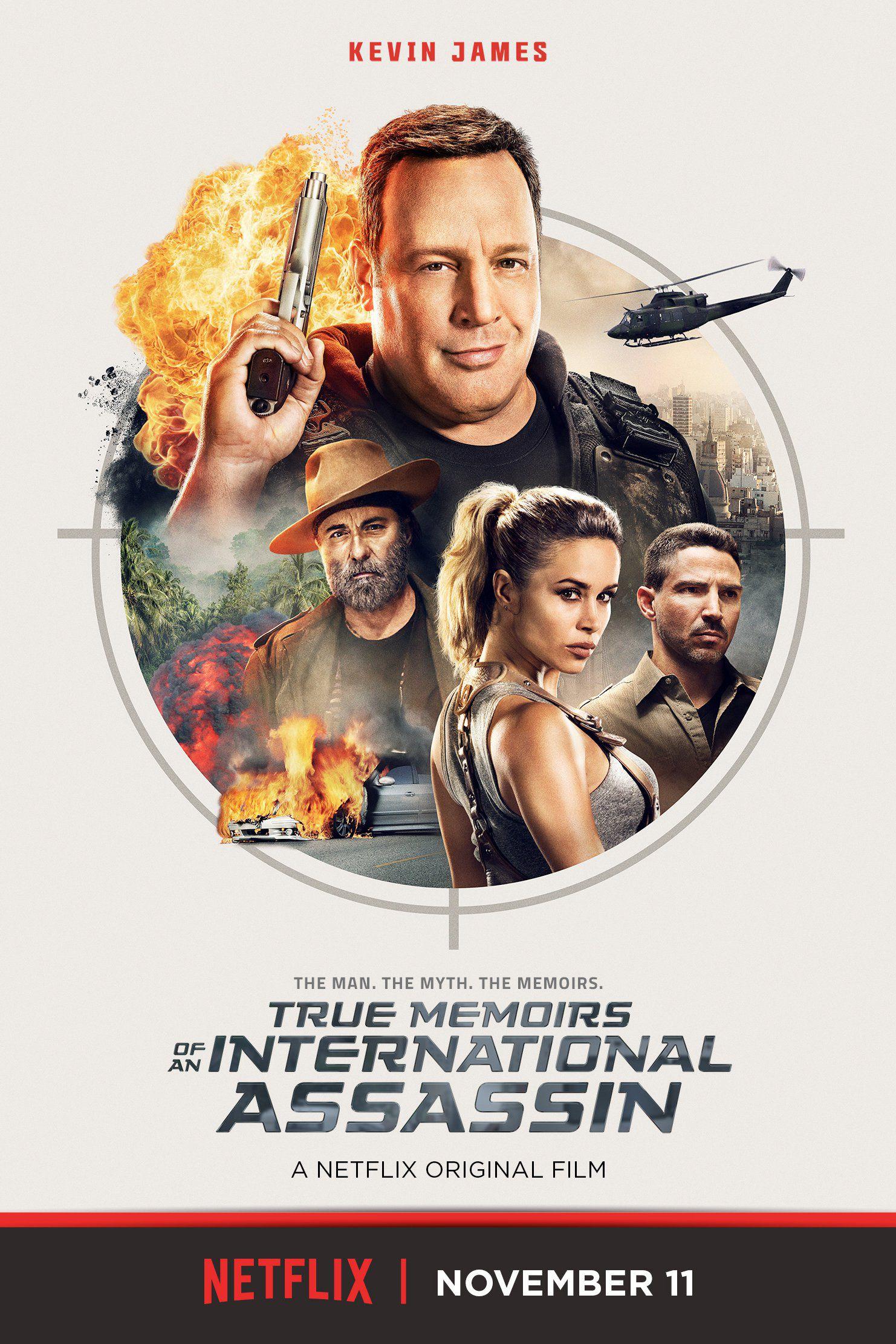 Les mémoires d'un assassin international - Film (2016)