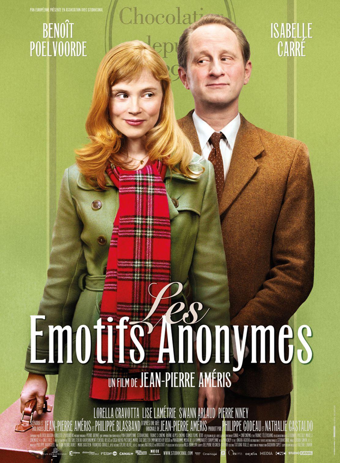 Les Émotifs anonymes - Film (2010)
