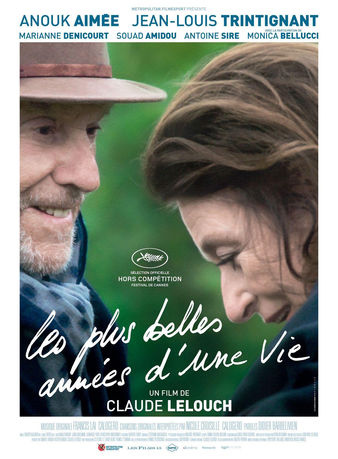 Les plus belles années d'une vie - Film (2019)