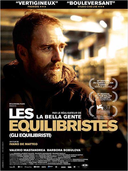 Les Équilibristes - Film (2012)