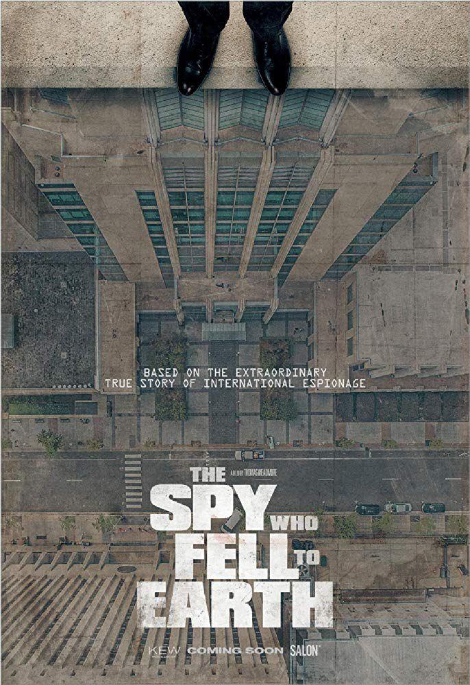 L'espion tombé du ciel - Documentaire (2019)