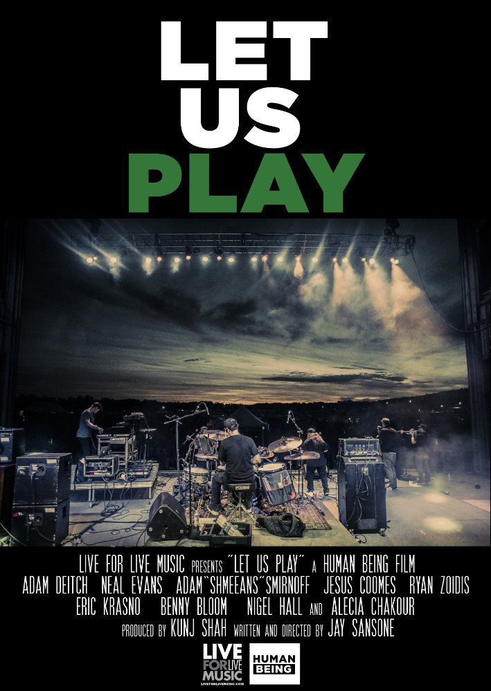 Let Us Play - Documentaire (2016)