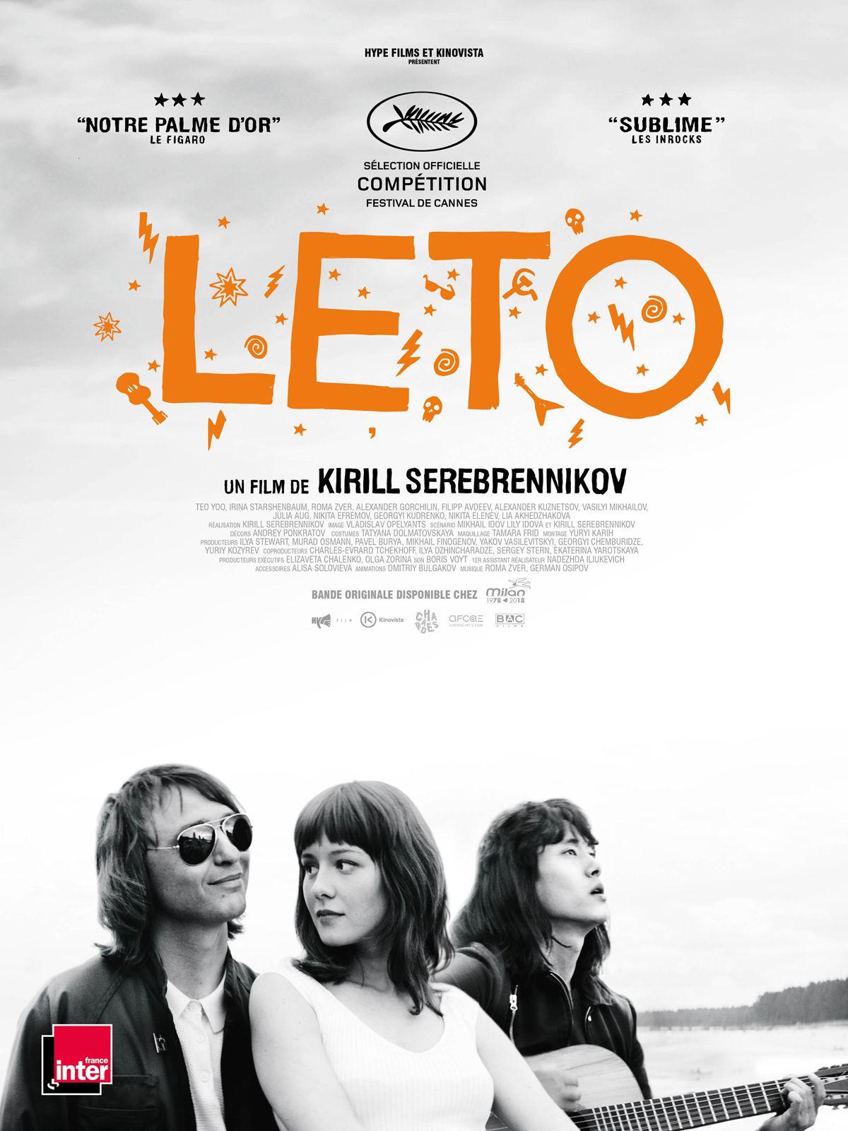 Leto - Film (2018)