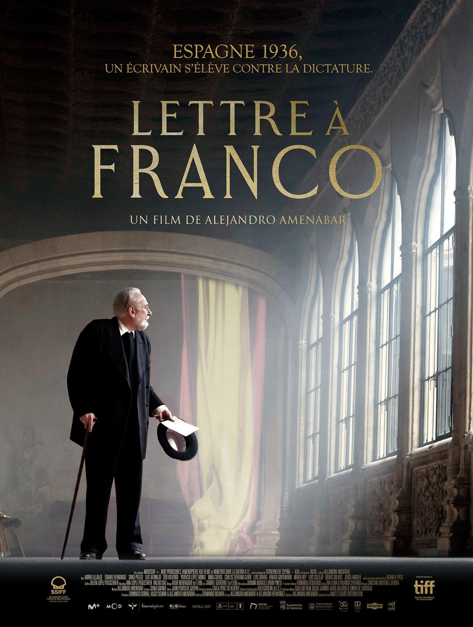 Lettre à Franco - Film (2020)