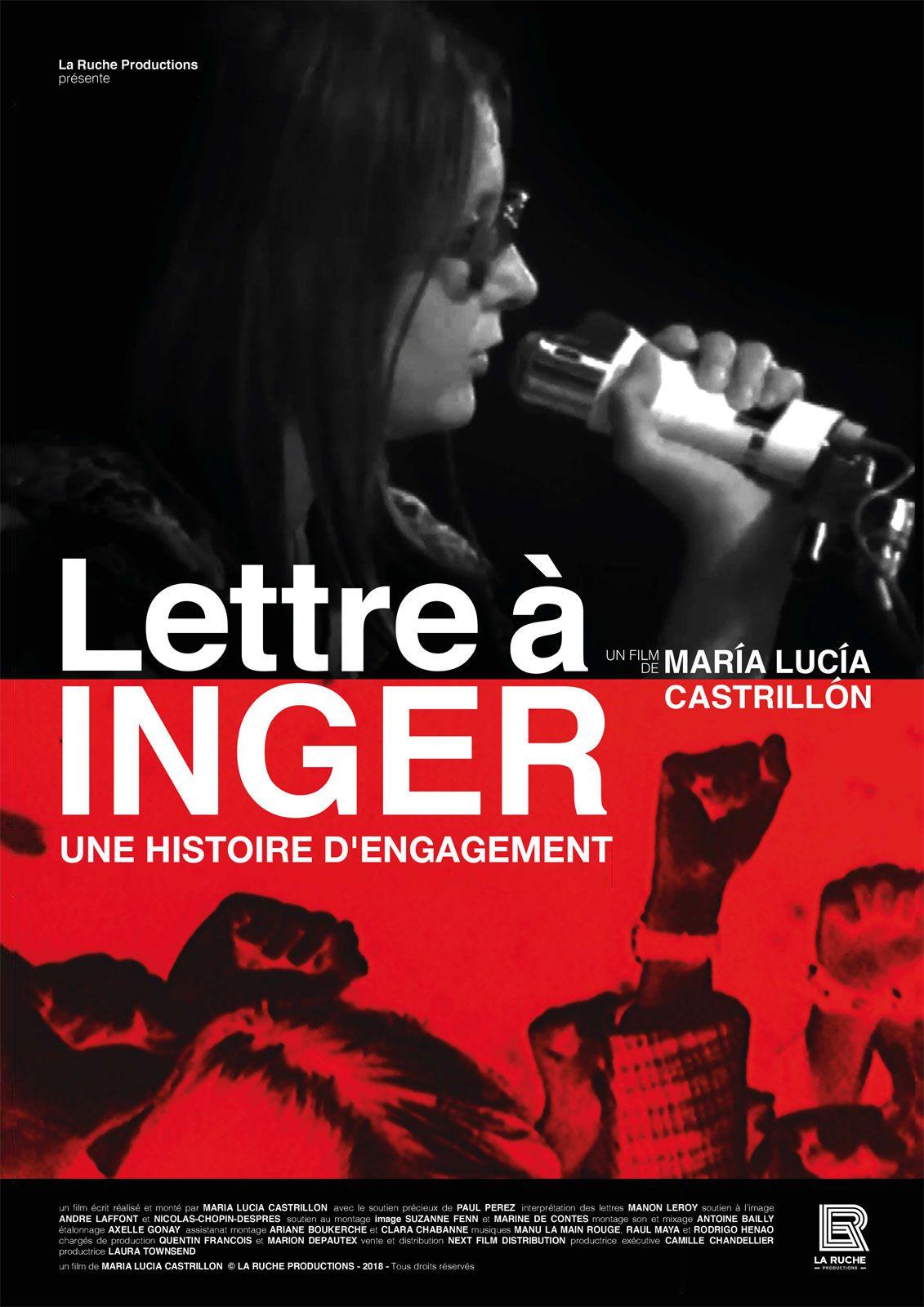Lettre à Inger - Documentaire (2019)