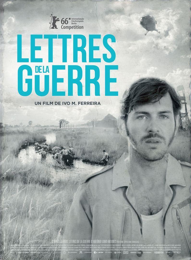 Lettres de la guerre - Film (2016)