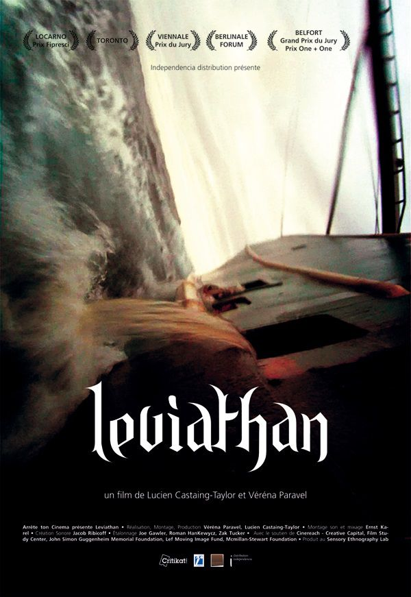 Leviathan - Documentaire (2013)