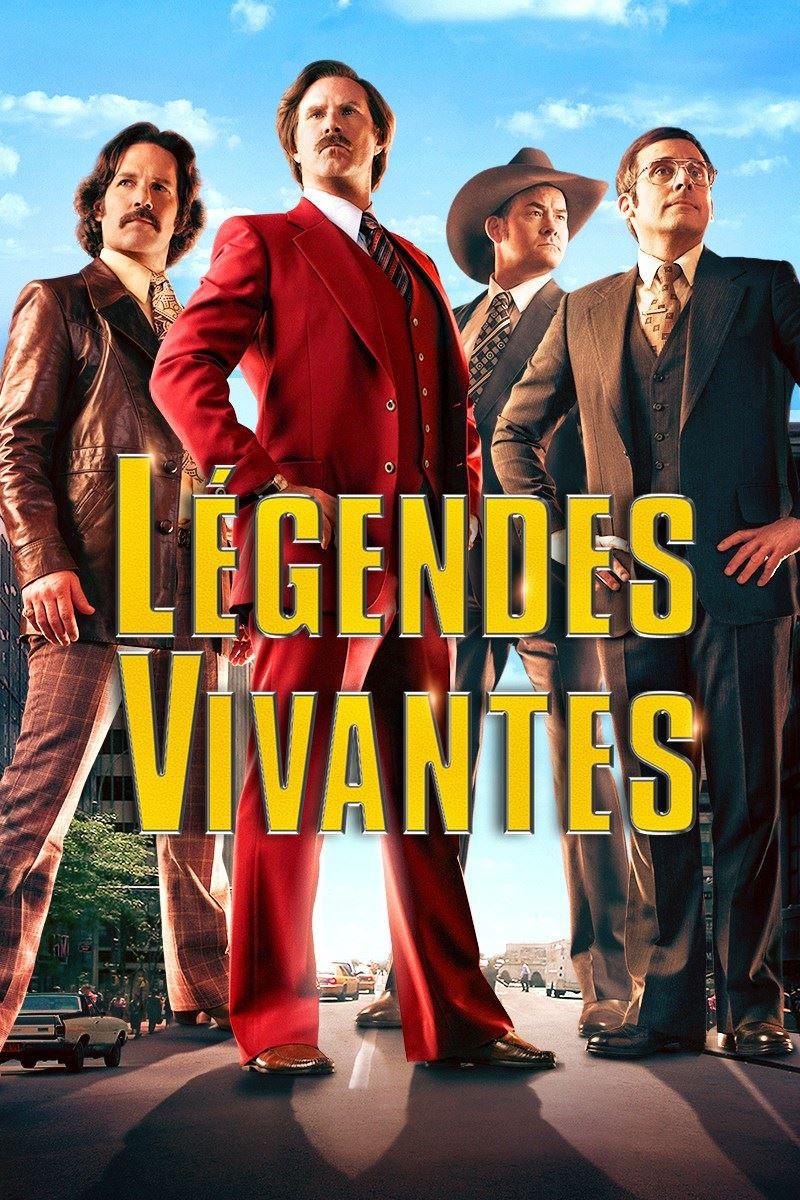Légendes vivantes - Film (2013)