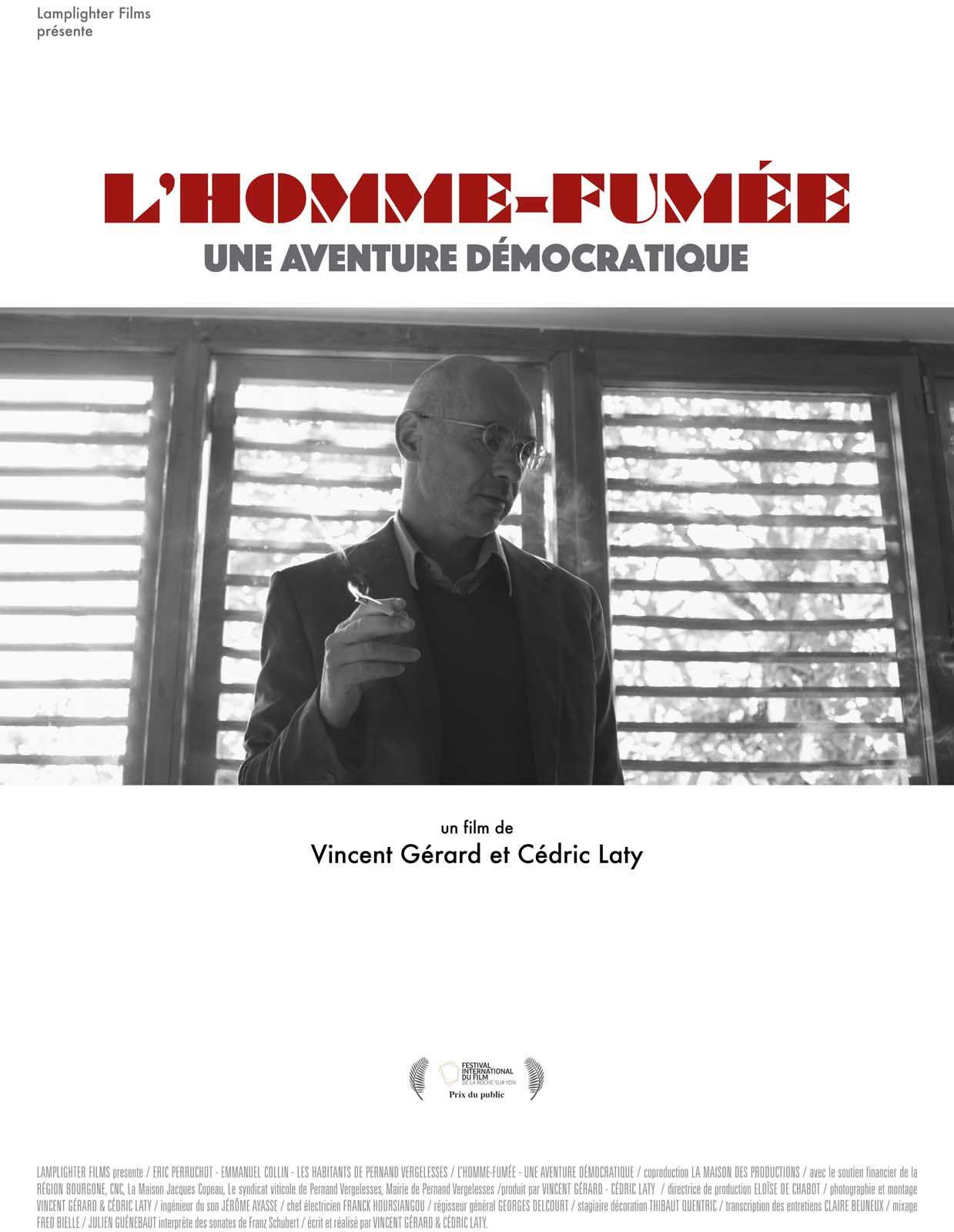 L'homme-fumée - Documentaire (2013)